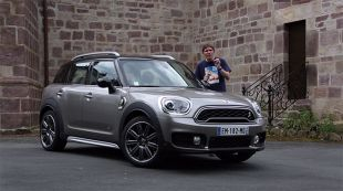 Essai : MINI Countryman Cooper SE Exquisite