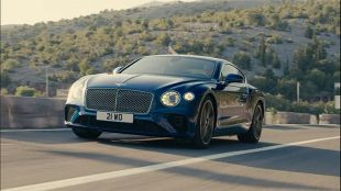 Salon : Bentley Continental GT III