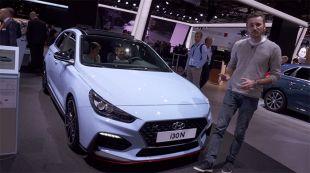 Salon : Hyundai i30N