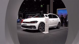 Salon : VW Polo GTI