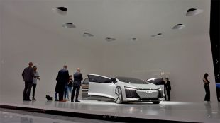 Salon : Audi Aicon Concept