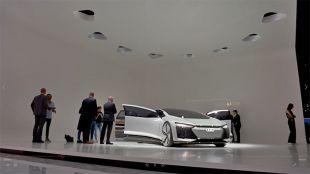 Salon : Audi Aicon Concept