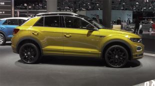Salon : Volkswagen T-Roc