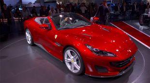 Salon : Ferrari Portofino