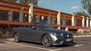 Essai : Mercedes E 400 4Matic Cabriolet Fascination
