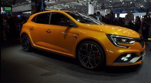 Salon : Renault Megane R.S. 2018
