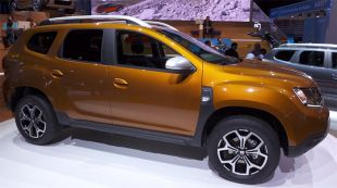 Salon : Dacia Duster II