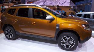 Salon : Dacia Duster II