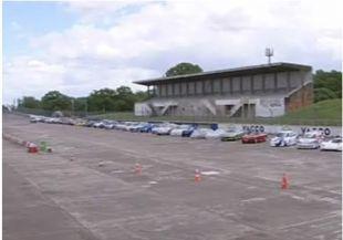 Vidéo Le stand Renault au Mondial 2006 - Essai