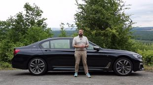 Essai : BMW M760Li xDrive V12 Exclusive
