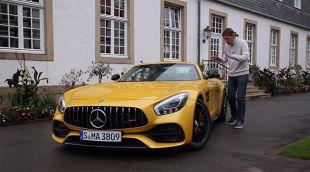 Essai : Mercedes-AMG GT C Roadster