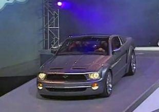 Génération Ford Mustang