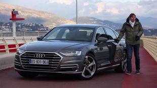 Essai : Audi A8 55 TFSI Avus Extended