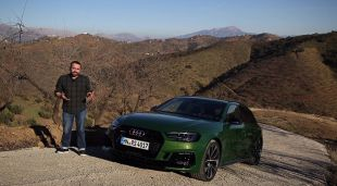 Essai : Audi RS4 Avant (B9)