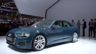 Vidéo Audi A6 (C8) - Salon de Genève - GIMS 2018