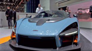 Vidéo Porsche Mission E Cross Turismo - Salon de Genève - GIMS 2018