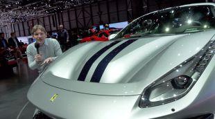 Salon : Ferrari 488 Pista
