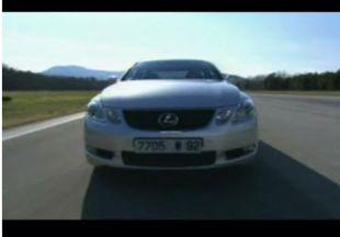 Vidéo Rétromobile 2007 - Essai