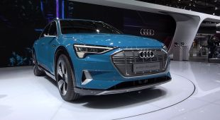 Salon : Audi e-tron