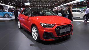 Vidéo Audi A1 Sportback II - Mondial de l'Automobile 2018