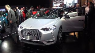Salon : DS 3 Crossback