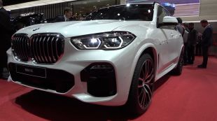 Salon : BMW X5 (G05)