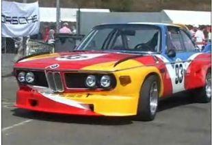 BMW 30 CSL de Calder
