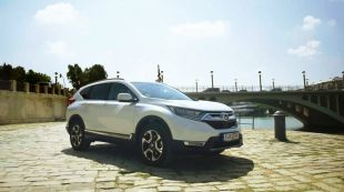 Essai : Honda CR-V Hybrid Exclusive 4WD