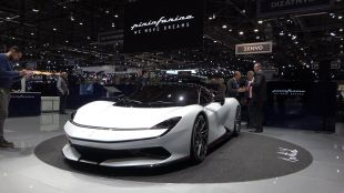 Salon : Pininfarina Battista