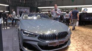 Vidéo BMW Série 8 cabriolet - Salon de Genève - GIMS 2019