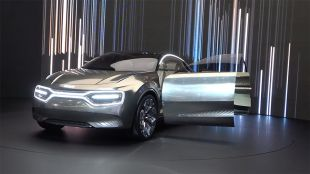 Salon : Kia Imagine concept