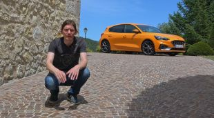 Ford Focus ST 2.3 280 ch