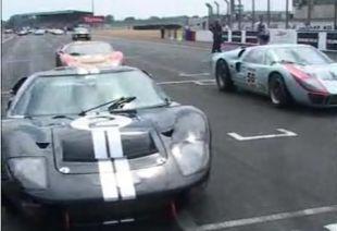 Les 40 ans de la victoire Ford au Mans