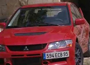 Essai : Mitsubishi Lancer Evo 9