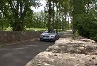 Vidéo BMW M5 au Mondial de l'Automobile 2004 - Essai