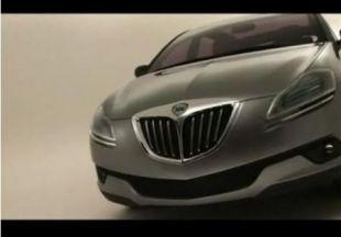 Salon : Lancia Delta HPE concept