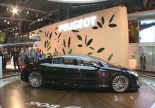 Salon : Peugeot 908 RC