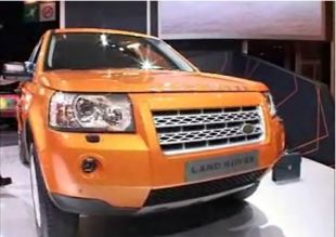 Salon : Land Rover Freelander 2
