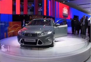 Salon : Ford Mondeo Concept