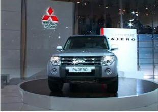 Salon : Mitsubishi Pajero au  Mondial de l'Automobile 2006