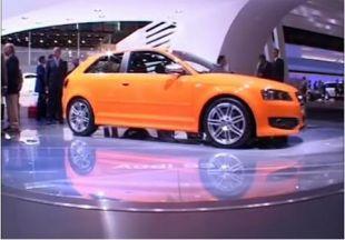 Salon : Audi S3 au Mondial de l'Automobile 2006