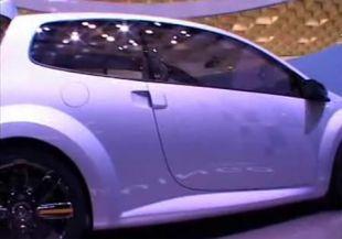 Salon : Renault Twingo Concept