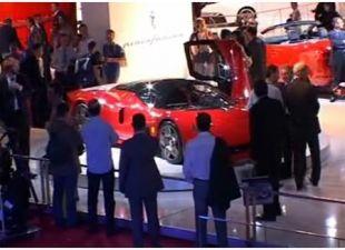 Salon : Pininfarina Ferrari P4/5
