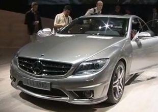 Vidéo Mercedes ML 63 AMG - Essai