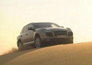 Essai : Porsche Cayenne Turbo S