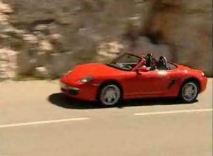 Essai : Porsche Boxster S 2005