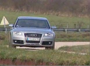 Essai : Audi S8