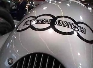 Salon : Auto Union Type D