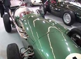 Salon : Aston Martin DBR4/250