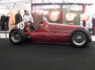 Salon : Maserati 4 CL